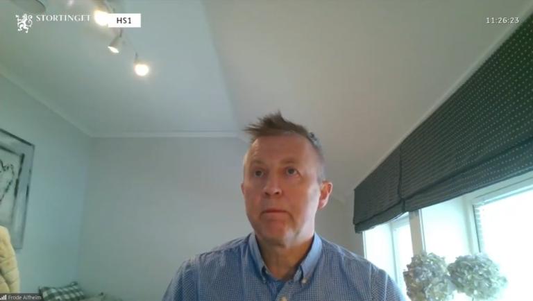 Klimahøring på Stortinget: – Økt norsk industriproduksjon er god klimapolitikk