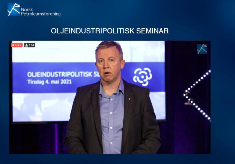 Fantastiske framtidsmuligheter for norsk offshore- og fastlandsindustri