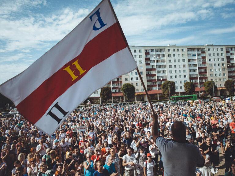 Arthur Svensson-prisen for 2021 tildeles den uavhengige fagbevegelsen i Hviterussland