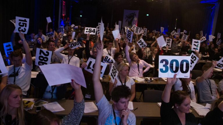 Ungdomskonferansen: Valgkomiteens innstilling er klar